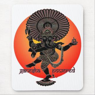 Ganesha a actionné tapis de souris