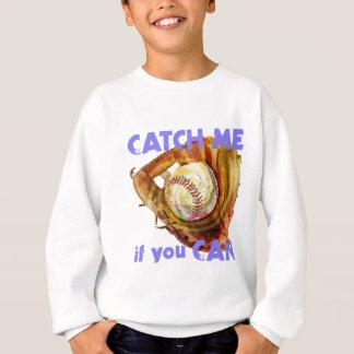 Gant et boule de base-ball sweatshirt