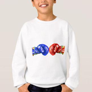Gants de boxe sweatshirt