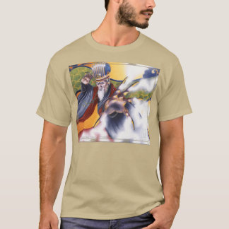 Gao Zhang 2 T-shirt