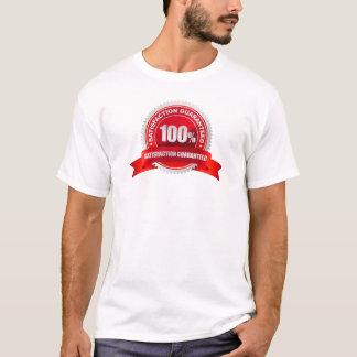 Garantie de 100% t-shirt