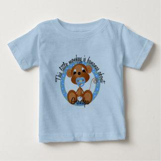 Garçon-Bananes au sujet des T-shirts et des