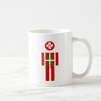 Garçon Basque drapeau Euskadi Mug