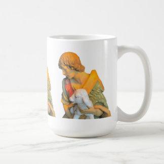 Garçon de berger tasses à café