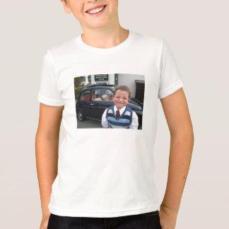 Garçon de Fiat 500 T-shirt