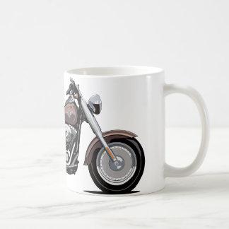 Garçon de graisse de Harley Davidson Mug À Café