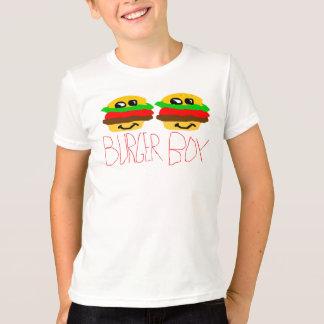 Garçon d'hamburger t-shirt