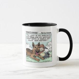 Garçon et chien d'aujourd'hui de Dogg™ Mug