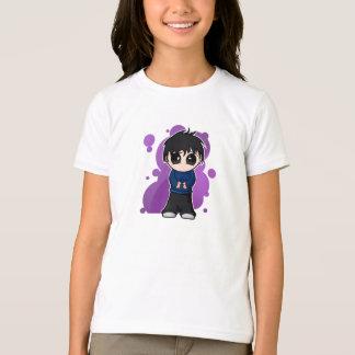 Garçon mignon de Manga/Anime T-shirts