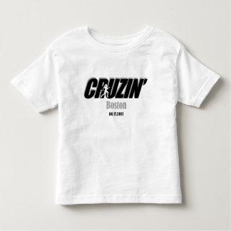 Garçons Cruzin Boston d'enfant en bas âge T-shirt Pour Les Tous Petits