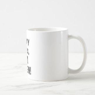 Garçons désolés Im pris Mug