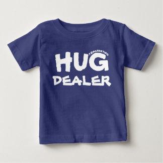 Garçons drôles de chemise infantile de bébé de t-shirt pour bébé