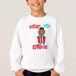 Garçons pour le sweatshirt d'Obama