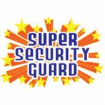 Garde de sécurité superbe découpage en acrylique