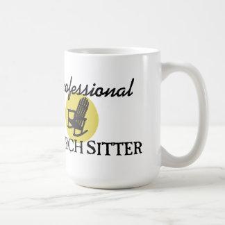 Garde d'enfants professionnelle de porche mug