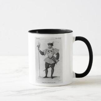 Garde du provostship de Paris Mug