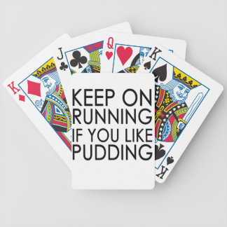 gardez dessus cartes à jouer