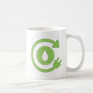 Gardez la tasse de café verte du Colorado