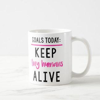 Gardez la tasse de café vivante de Parenting