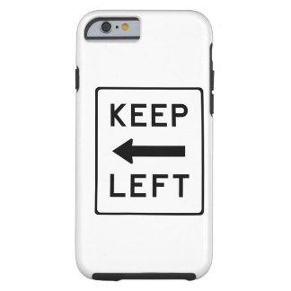 Gardez le butin Democratic gauche Coque Tough iPhone 6