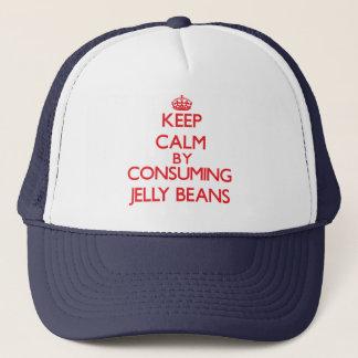Gardez le calme en consommant des dragées à la casquette