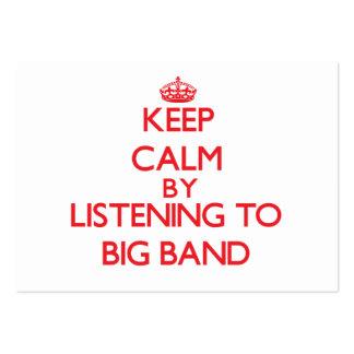 Gardez le calme en écoutant l ORCHESTRE