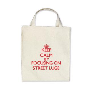 Gardez le calme en se concentrant dessus sur la ru sac fourre-tout