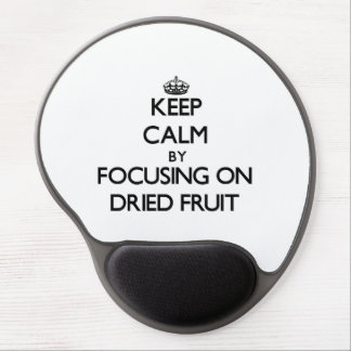 Gardez le calme en se concentrant sur des fruits s