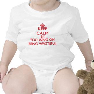 Gardez le calme en se concentrant sur être inutile body
