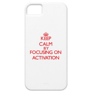 Gardez le calme en se concentrant sur l activation coques iPhone 5