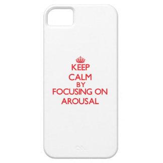 Gardez le calme en se concentrant sur l éveil coques iPhone 5 Case-Mate