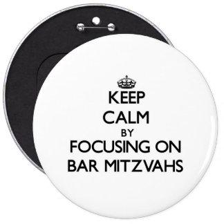 Gardez le calme en se concentrant sur la barre Mit Badges