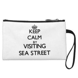 Gardez le calme en visitant la rue le Massachusett Anses