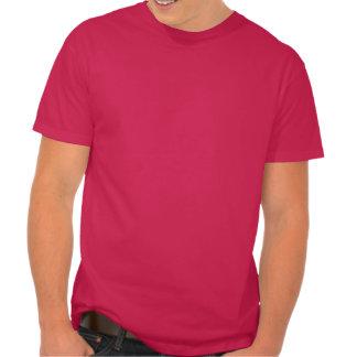 Gardez le calme et aimez la chemise de roux t-shirts