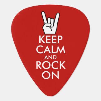 Gardez le calme et basculez dessus onglet de guitare