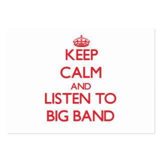 Gardez le calme et écoutez l ORCHESTRE