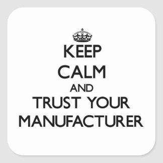Gardez le calme et faites confiance à votre fabric