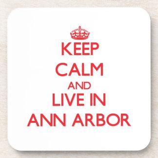 Gardez le calme et habitez à Ann Arbor Sous-bocks