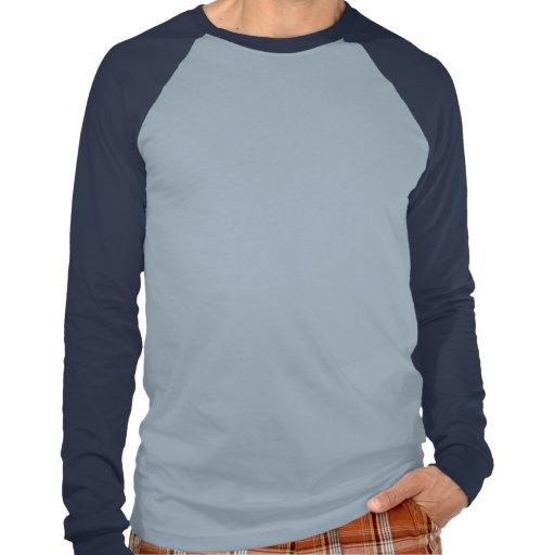 Gardez le calme et le foyer sur des cornées t-shirts