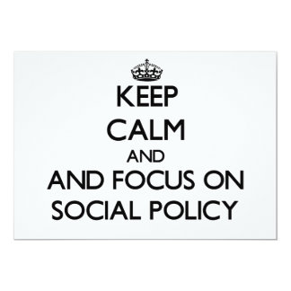 Gardez le calme et le foyer sur la politique bristol personnalisé