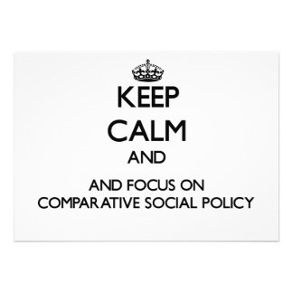 Gardez le calme et le foyer sur la politique invitations