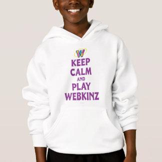 Gardez le calme et le jeu Webkinz