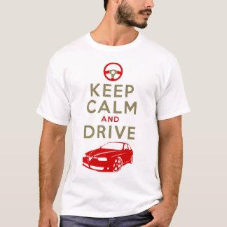 Gardez le calme et le lecteur -156- t-shirt
