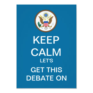 GARDEZ LE CALME obtenons cette discussion à Carton D'invitation 12,7 Cm X 17,78 Cm