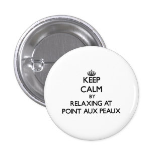 Gardez le calme par la détente au point Peaux aux