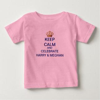 GARDEZ LE CALME pour célébrer le T-shirt de Harry