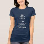 Gardez le calme que je suis le T-shirt de coutume