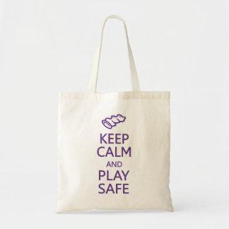 Gardez le sac sûr de calme et de jeu - pour choisi