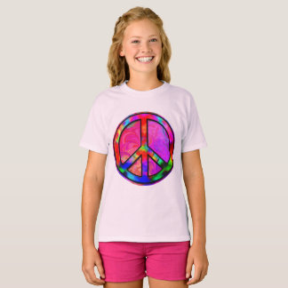 Gardez le T-shirt de paix
