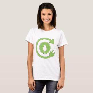 Gardez le T-shirt des femmes vertes du Colorado